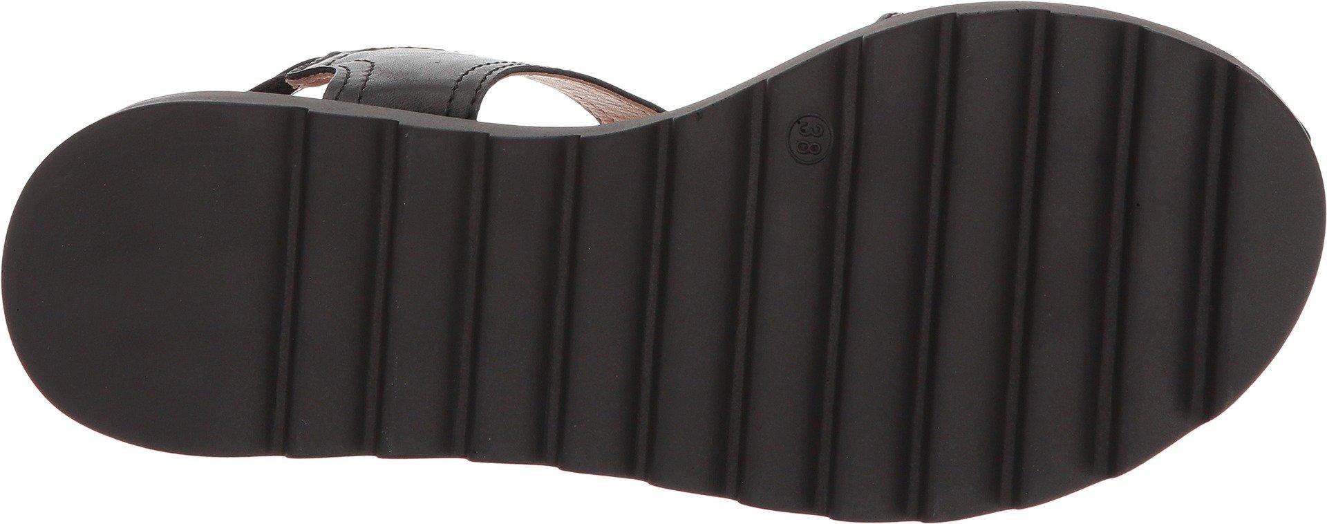 Love Moschino Women's Mesh Sandal Black 35 M EU by Love Moschino (Image #3)