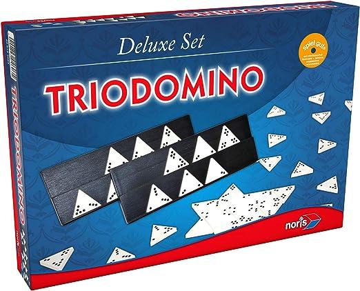 Noris 610-4603 Tridomino - Juego de Mesa (en alemán): Amazon.es ...