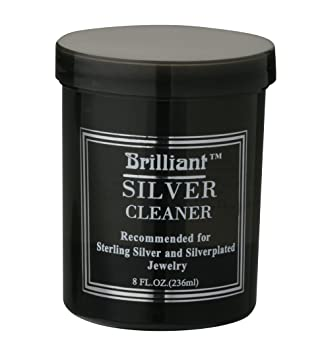 Brilliant's Silver Jewelry Cleaner