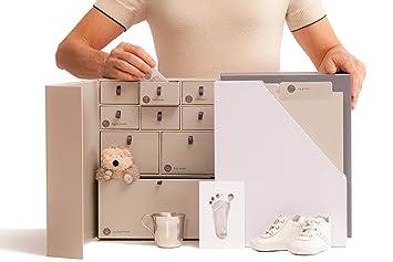 9f333c3c06e85 Baby Keepsake Box - First Mother's Day Gift- Newborn Keepsake Gift –  Pregnancy Gift – Baby Shower...