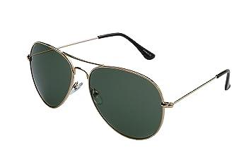 Alpland - Gafas de sol Aviator Style - Piloto Aviador XXL ...