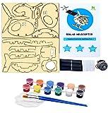 Pica Toys Solar Helicopter Robotics Creative