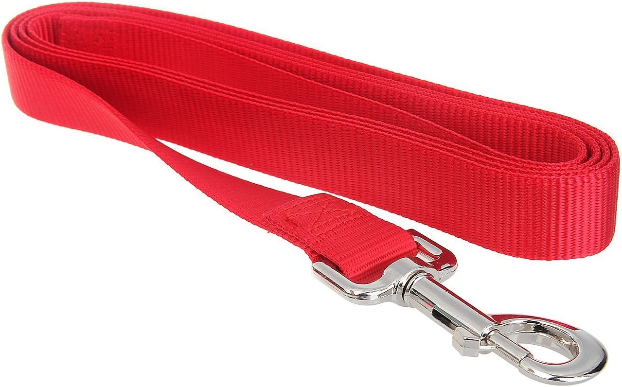 Freedi Dog Leash Pet Durable Adjustable Leash Puppy Walker Trainer Nylon Rope with Handle 47in Long