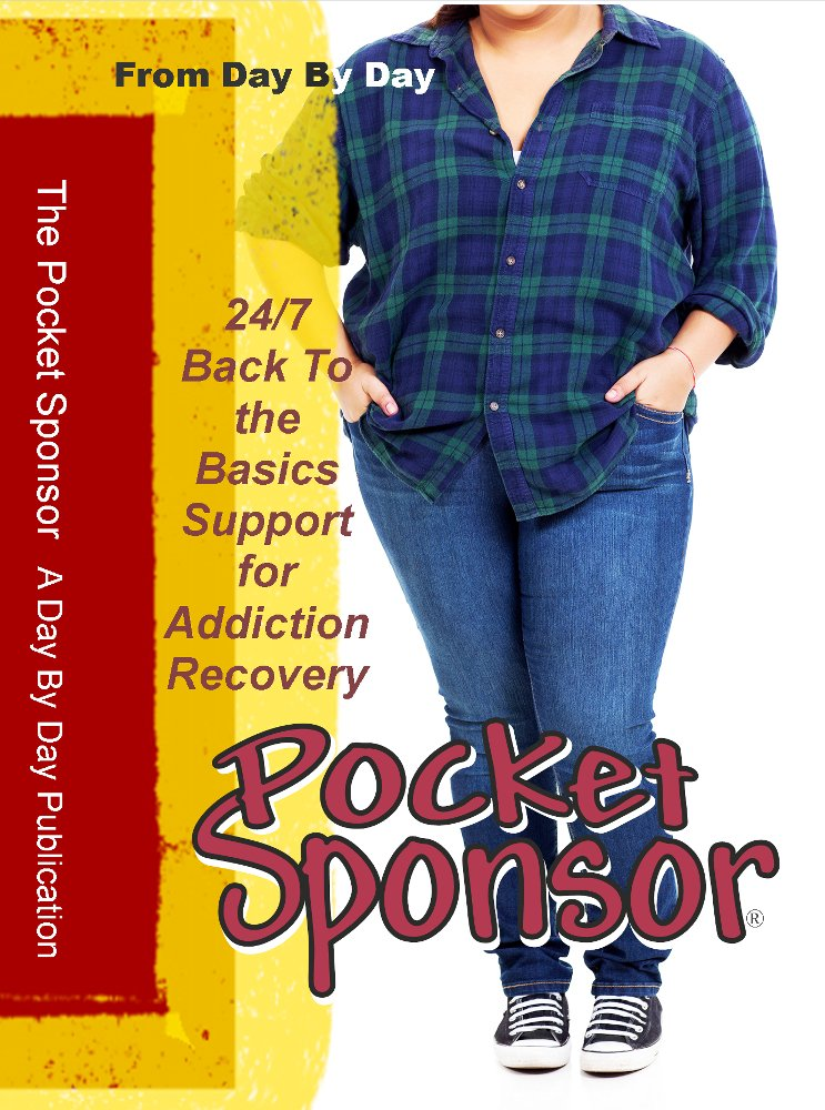 Pocket Sponsor (Curvy Figure Cover) 24/7 Back to the Basics Support for Addiction Recover pdf