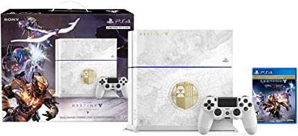 PlayStation 4 500GB Limited Edition Console – Destiny The Taken King Bundle Discontinued