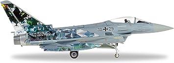 Herpa 580168 – Aeronave Eurofighter Typhoon – TaktLWG 74