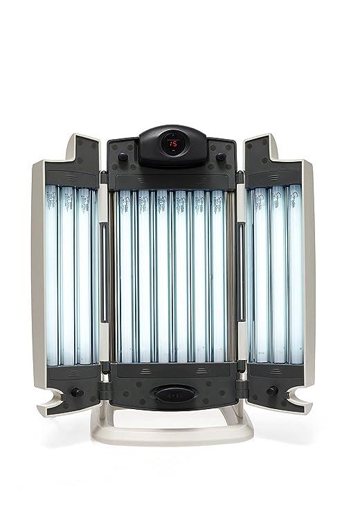 f1b941ed29 Lampe bronzante Facial tanner 12 tubes - Solarium: Amazon.fr: HygiÚne et  Soins du corps