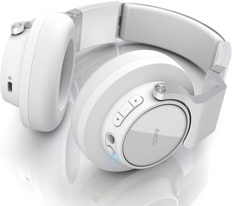 AKG K845 Casque Audio Fermé sans Fil et Pliable
