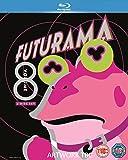 Futurama - Season 8 [Blu-ray] [Import anglais]