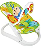 Mattel Fisher-Price CMR20 Rainforest Kompakt-Wippe