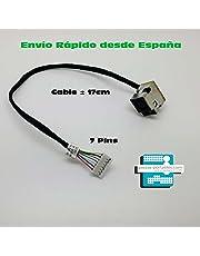 Conector DC Jack para HP 630 646121-001 7 Pins PJ240