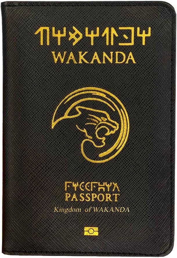 Pasaporte Wakanda - Pasaporte Protector - funda pasaporte ...