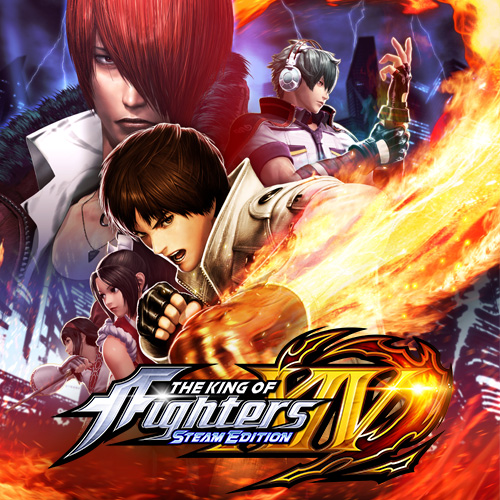 Software : THE KING OF FIGHTERS XIV STEAM EDITION [Online Game Code]