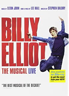 Amazon.com: Billy Elliot: Julie Walters, Jamie Bell, Jamie Draven ...