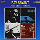 4 Classic Albums: Ray Bryant Trio 1956 / Alone With The Blues / Little Susie / Hollywood Jazz Beat