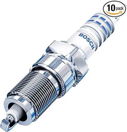 Bosch 7415 Copper with Nickel Spark Plug Pack of 1