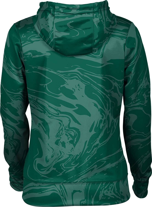 School Spirit Sweatshirt Ripple Saint Leo University Girls Zipper Hoodie