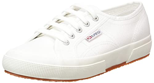 Superga 2750 Cotu Classic, Sneakers Unisex – Adulto, Bianco (901 White), 35.5 EU