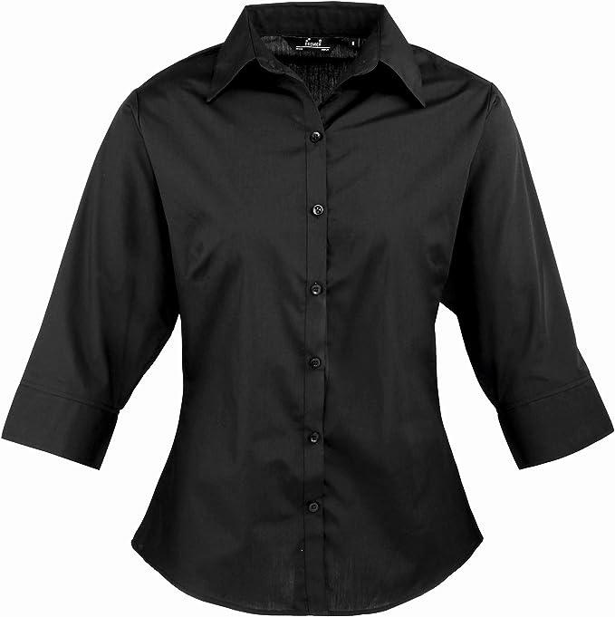 Premier Workwear Ladies 3//4 Sleeve