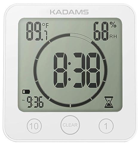 Amazon.com: [Versión 2018] kadams reloj digital temporizador ...