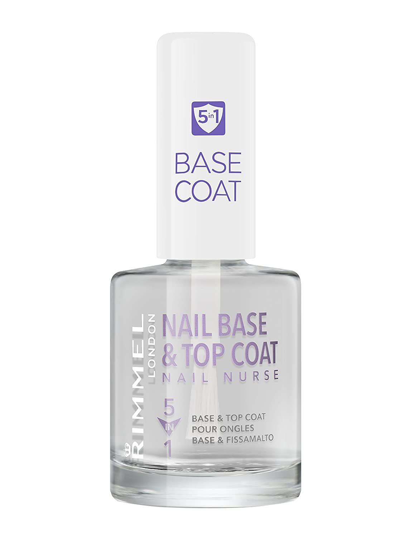 Rimmel - Base & Top coat de uñas 5 en 1 COTY 34788800000