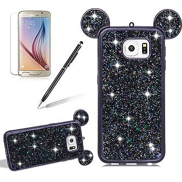 Girlyard Bling Dibujos Funda pour Samsung Galaxy S7 Edge ...