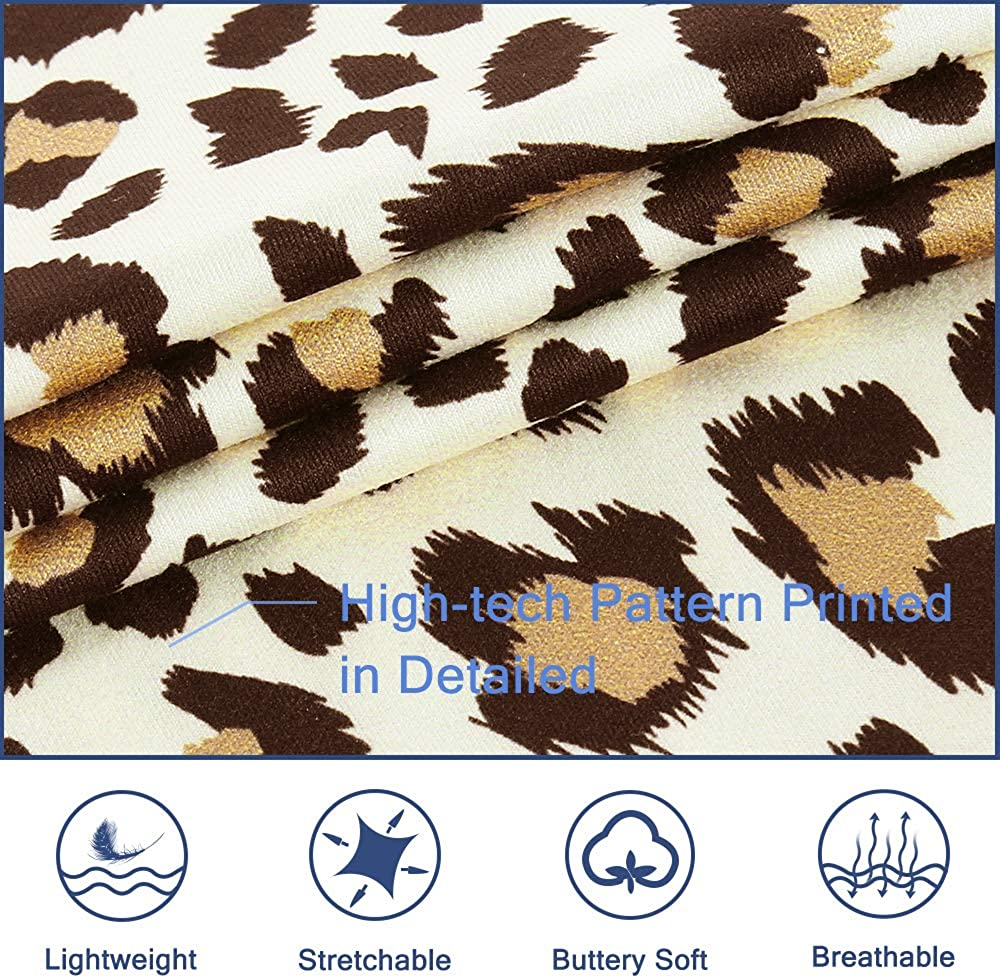Ladies Women/'s Teenager Camouflage Leopard and Various Print Leggings Sizes 8-16