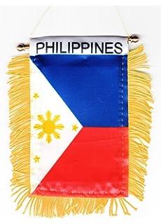 Amazoncom Philippine Flag Sun Car Decal  Stickers Everything Else - Car sticker decals philippines