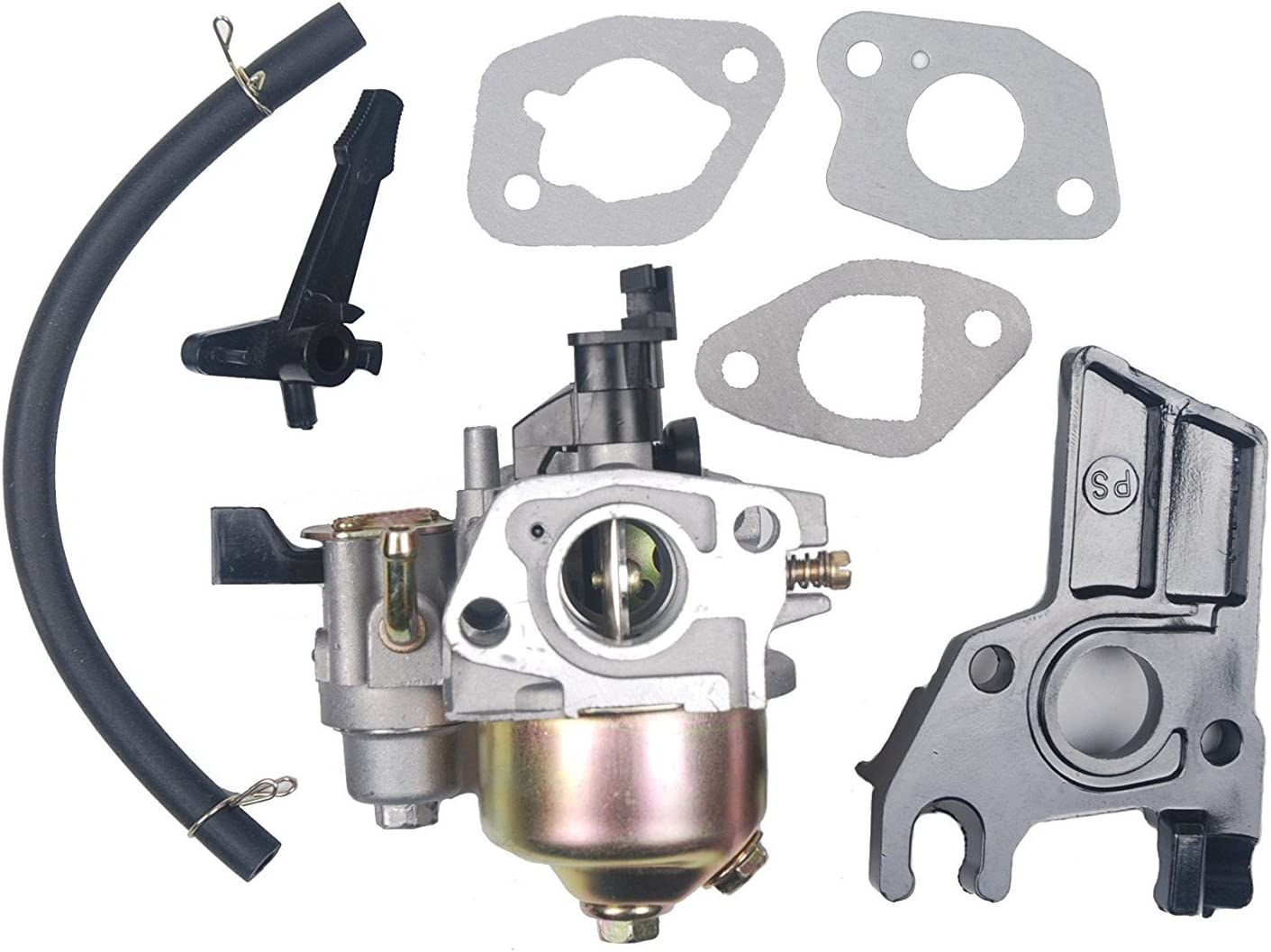 1* Vergaser Kraftstofffilter Kit für Honda GX120 GX160 GX168 5.5HP 6.5HP`
