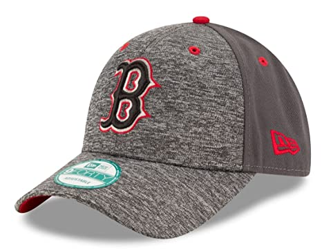 best sneakers 97d56 067c2 Image Unavailable. Image not available for. Color  Boston Red Sox New Era  9Forty ...