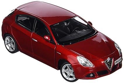 Buy Bburago Alfa Romeo Giulietta White Online At Low Prices In