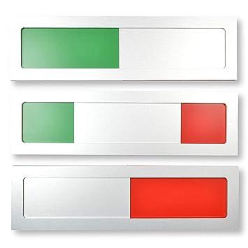 Cartel universal modelo S de aluminio con corredera, con ...