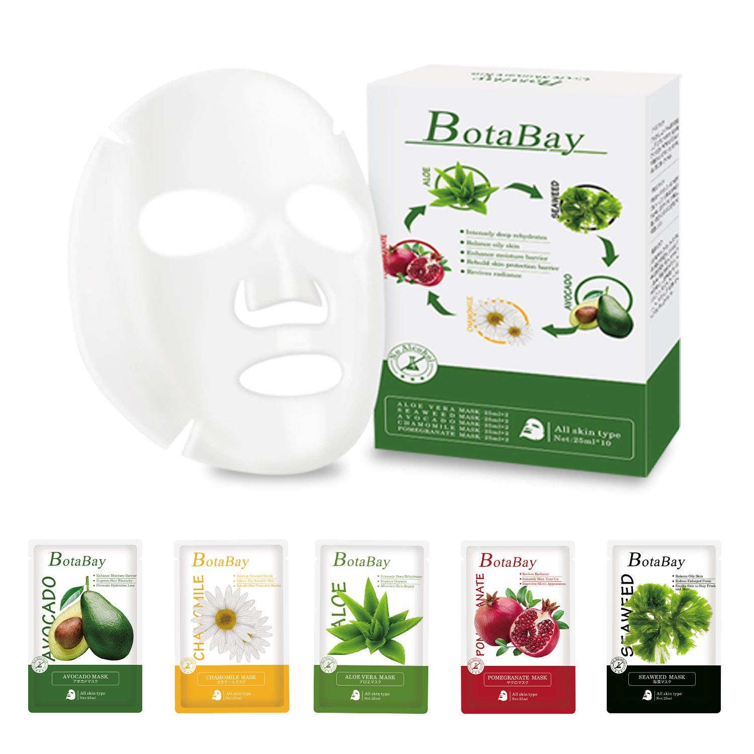 Amazon coupon code for Essence Facial Mask Sheets Skin Care