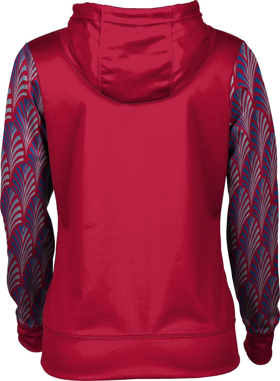 Stony Brook University Girls Pullover Hoodie Deco School Spirit Sweatshirt