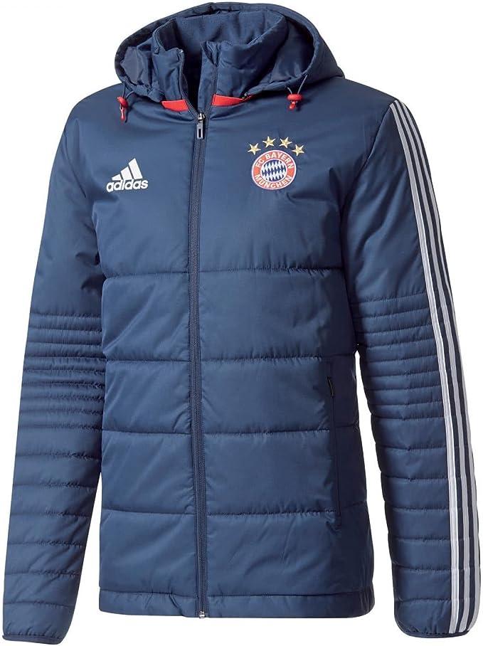 FC BAYERN MÜNCHEN Winter Jacke adidas Größe XL in