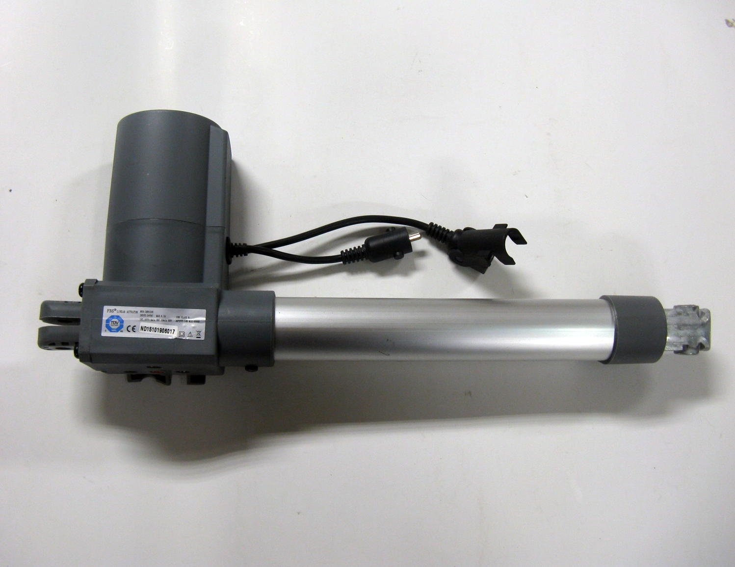 FBS Lift Chair Motor Actuator Assy for Single Motor Chairs LMD6208,Black/Silver