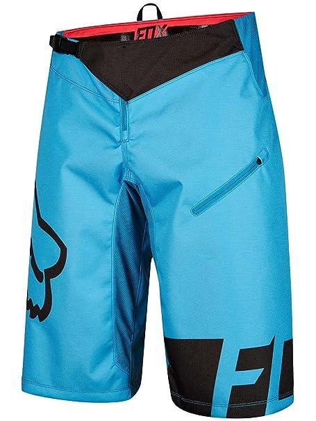 Fox Demo Cycleshort giallo blu 2017 - Pantaloncini da ciclismo ec5d0df55482