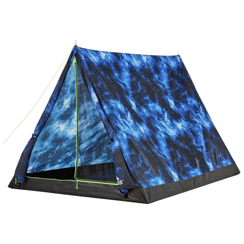 Trespass- 2 Man Quick Pitch Tent - Night Sky