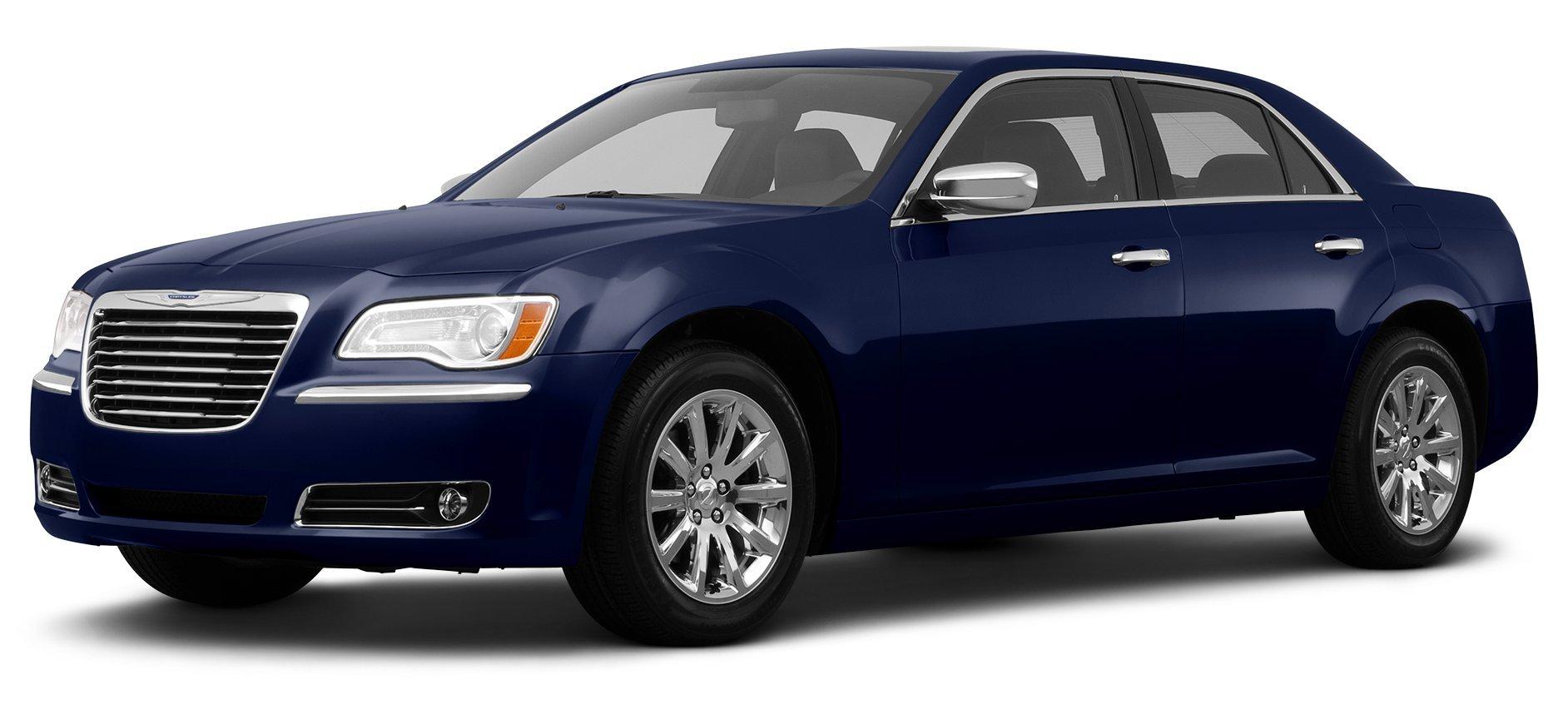 2012 Chrysler 300, 4-Door Sedan V6 Rear Wheel Drive ...