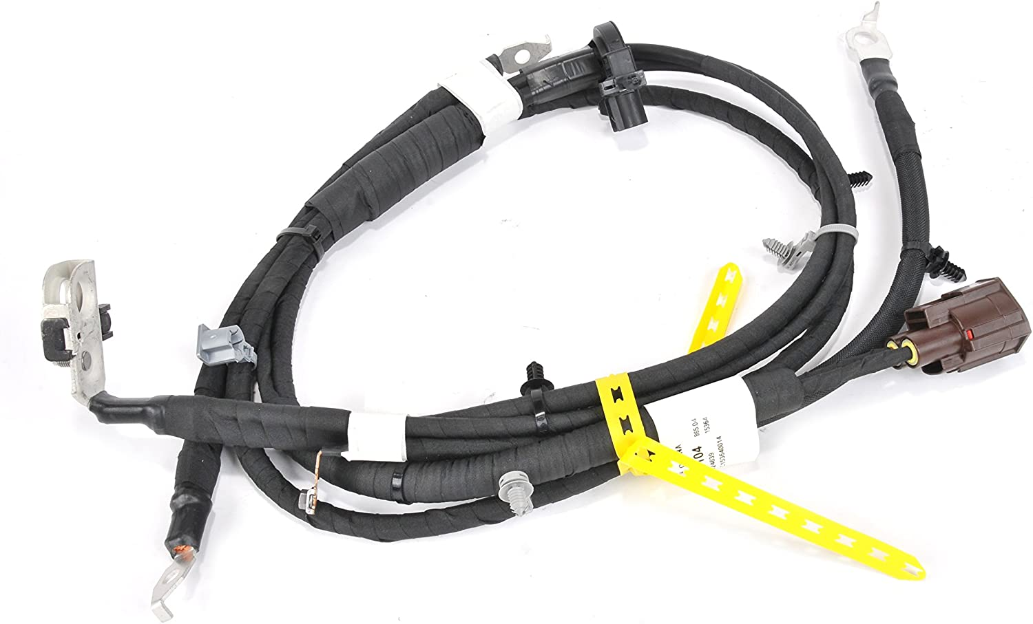ACDelco 88987142 GM Original Equipment Negative Battery Cable