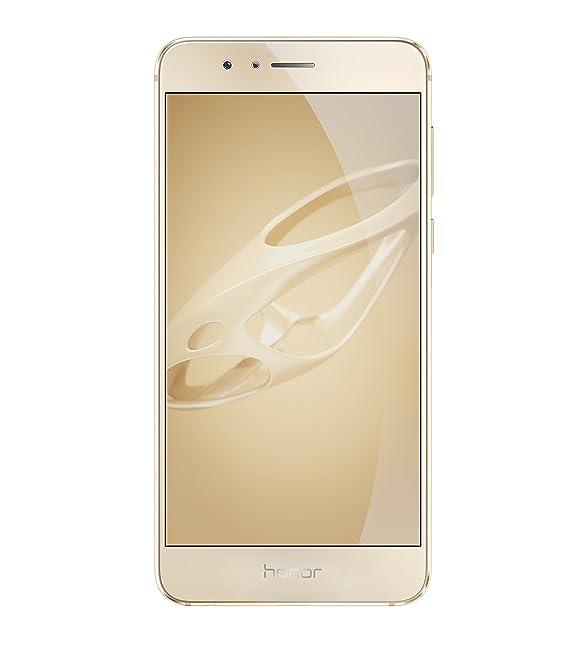 Honor 8 Premium Smartphone 5,2 Zoll gold: Amazon.de: Elektronik