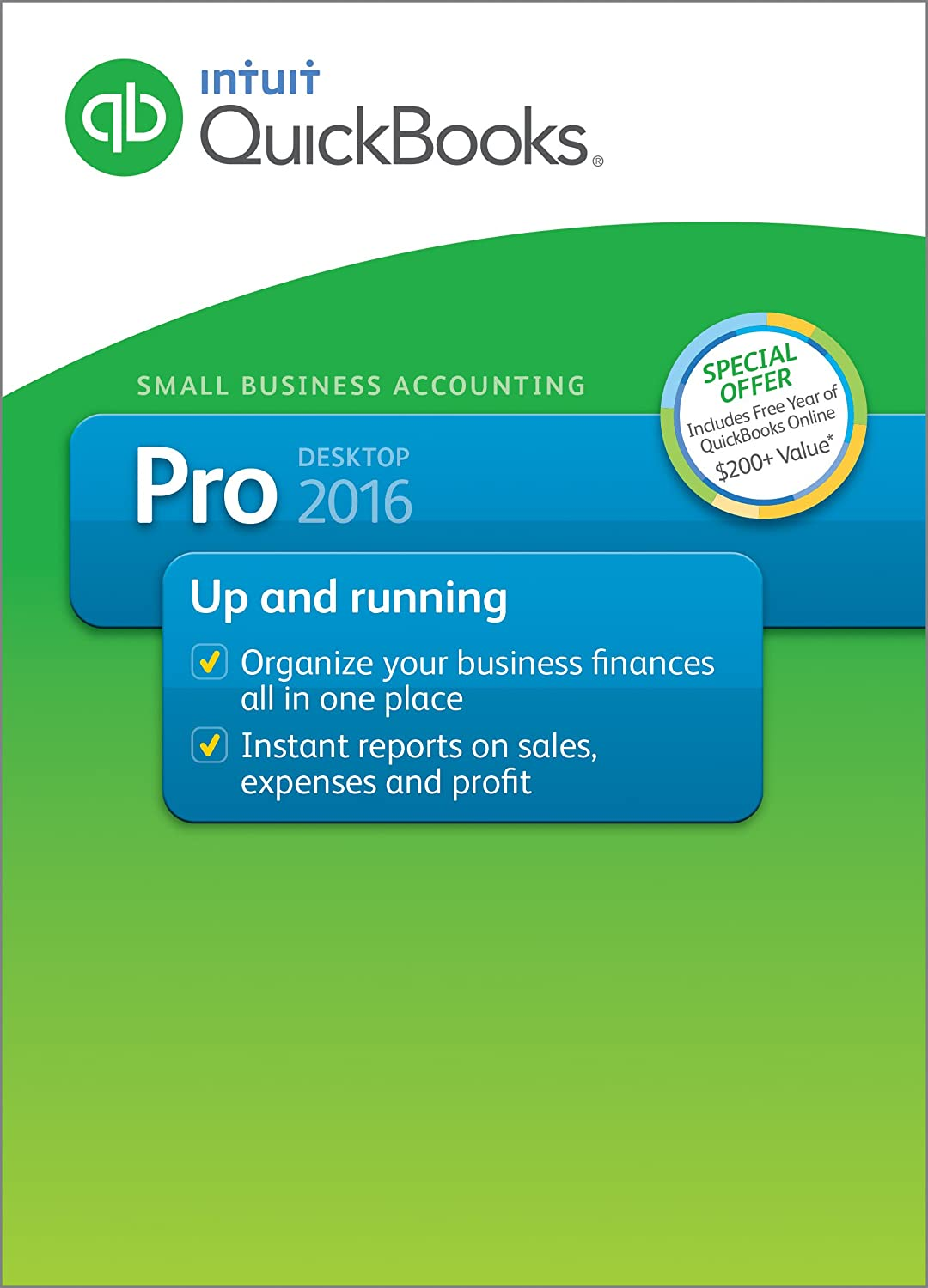 quickbooks pro 2016 download install
