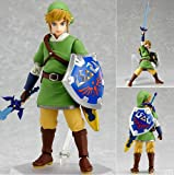 Link Legend of Zelda Action Figure 16CM SkywardSword Figma Legend of Zelda Toys