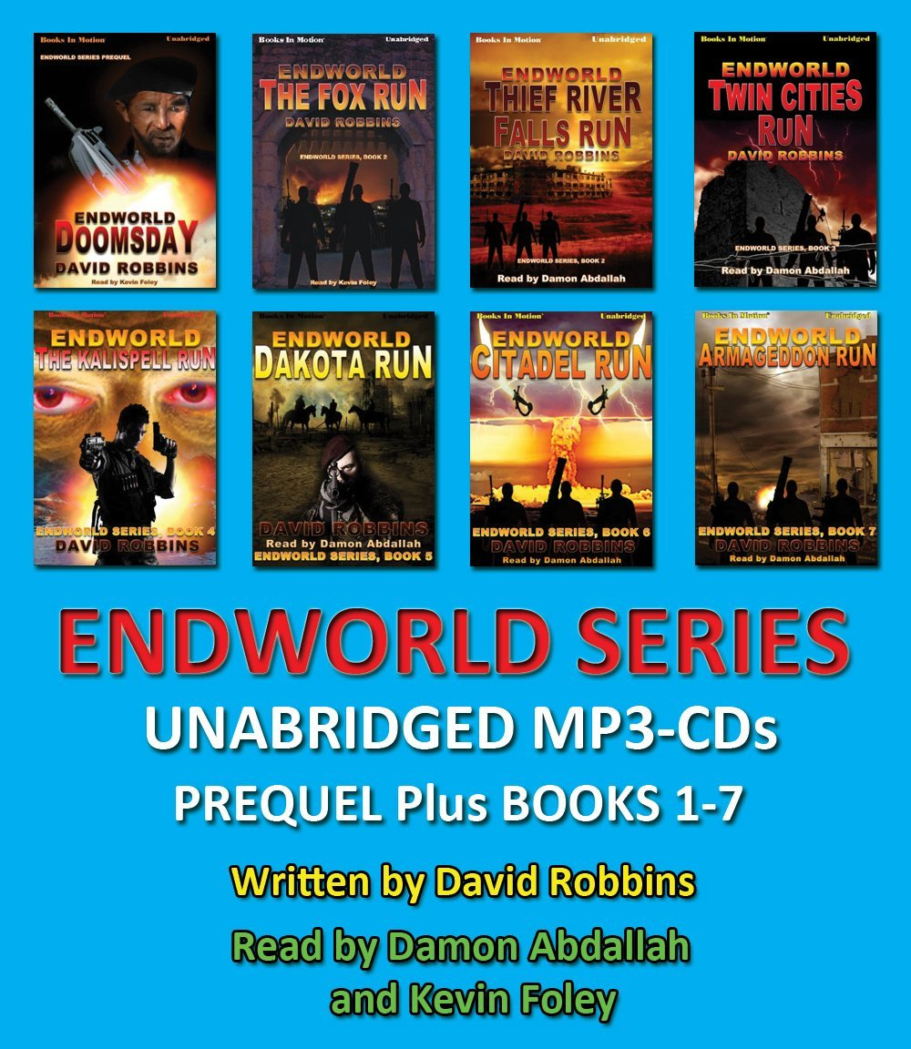 The Complete Endworld Series (9 Books) [Unabridged audio MP3-CD] by David Robbins, Read by Kevin Foley and Damon Abdallah pdf