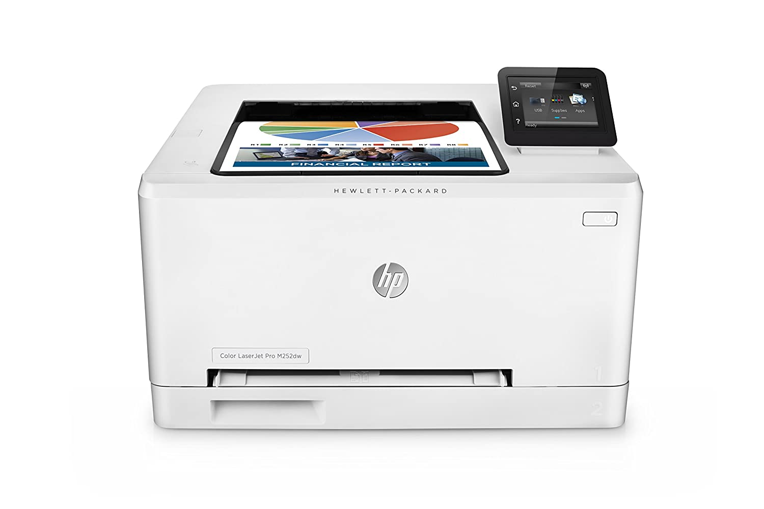HP Color LaserJet Pro Mdw Impresora láser B N PPM color PPM