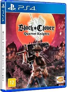 Black Clover Quartet Knights - PlayStation 4