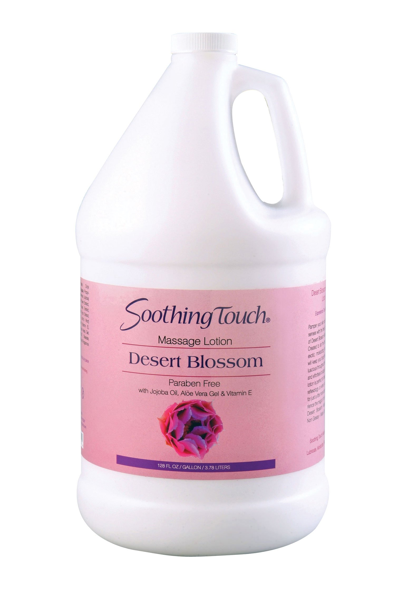 Soothing Touch W67340F Jojoba Unscented Lotion, 5 Gallon by Soothing Touch