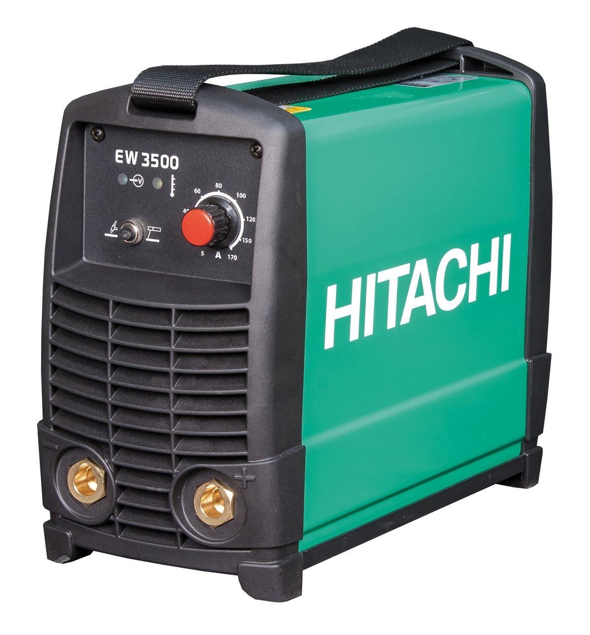 Hitachi EW3500 Saldatrice ad Inverter, 160 A: Amazon.es: Bricolaje y ...