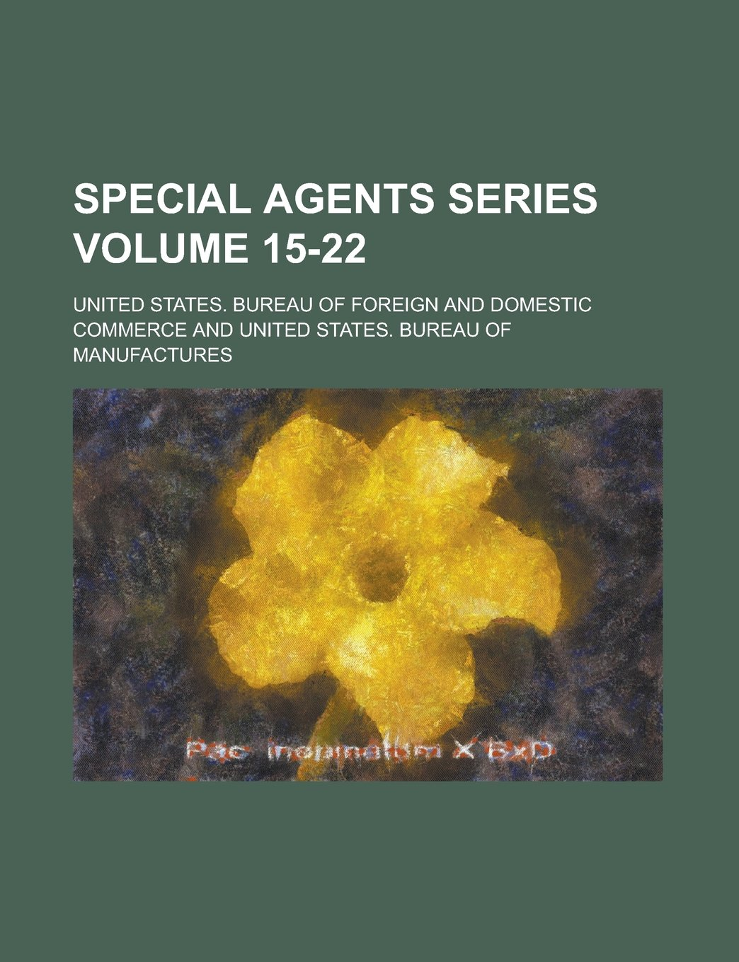 Download Special Agents Series Volume 15-22 pdf