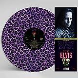 Sings Elvis - A Gorgeous Purple Leopard Picture Disc Vinyl